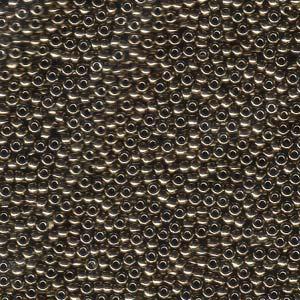 Seed Bead Miyuki  0457 Dark Bronze  10 gr.