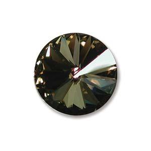 Rivoli  - Crystal Crystal Tabak 12mm 1Stück
