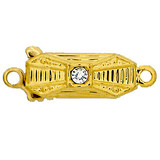 Claspgarten 1203G 23 Carat Real Gold Plated