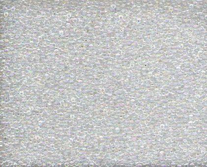 Seed Bead Miyuki  0250 Crystal AB  15/0  05gr.