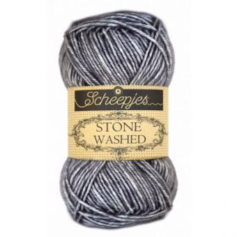 Scheepjes Stone Washed 0802 Smokey Quartz