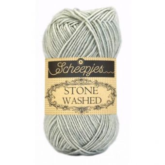 Scheepjes Stone Washed 0814 Crystal Quartz