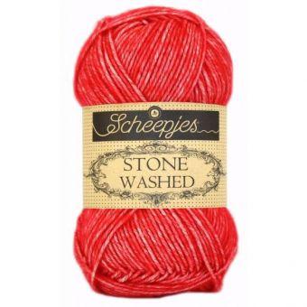 Scheepjes Stone Washed 0823 Carnelian