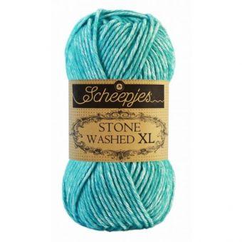 Scheepjes Stone Washed XL 0864 -Turquoise