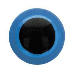 Tieraugen Sicherheitsaugen 2farbig 20mm 1Stück
