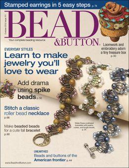 Bead&Button - Magazin Ausgabe Sept/Okt. 2012 Einzelheft