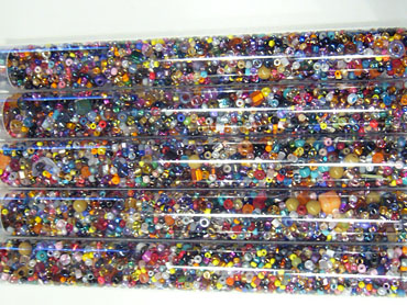 Seed Bead  Mix 11/0 ca.25gr