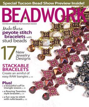 Beadwork - Magazin Ausgabe Dez/Januar 2014 Einzelheft