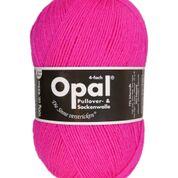 Opal Uni 4fach Sockenwolle