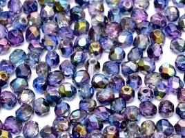 Firepolish 3mm 95100 Crystal Magic Blue