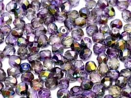 Firepolish 3mm 95500 Crystal Magic Purple